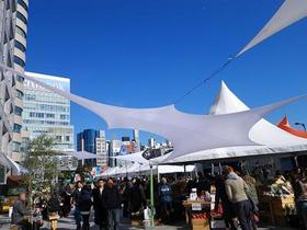 青山で開催しているファーマーズマーケット